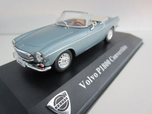 039 - Volvo P1800 Convertible (by Volvoville)