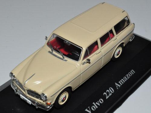 021 - Volvo 220 Amazon