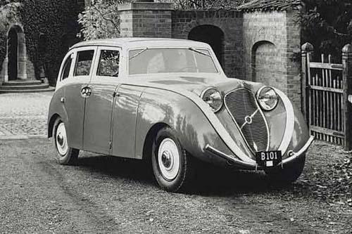 1933 - Volvo Venus Bilo
