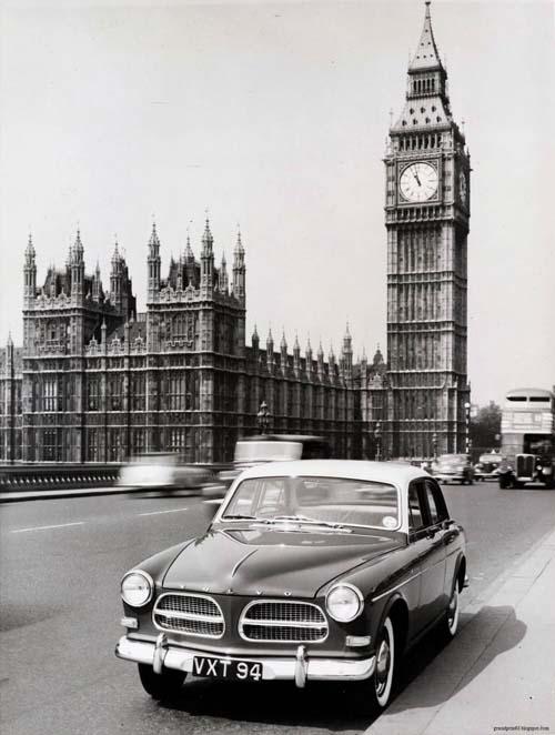 1958 - Volvo Amazon