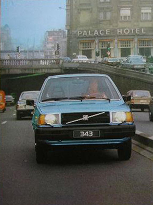1979 - Volvo 343