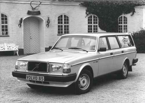 1985 - Volvo 240 Estate