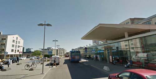 2012 - Södersjukhuset in Stockholm (Google Streetview)