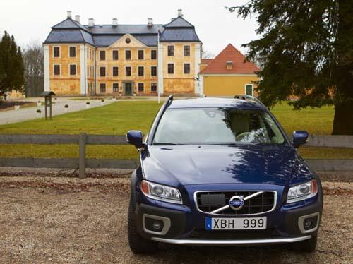 2012 - Volvo XC 70 eDrive
