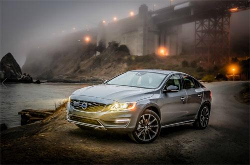 2016 - Volvo S60 Cross Country
