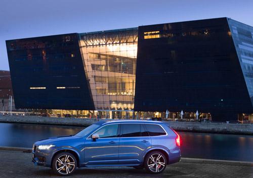 2016 - Volvo XC90 R-Design