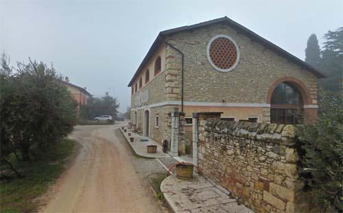 2013 - Azienda Agricola Nicolis on Via Villa Girardi in San Pietro Cariano, Veneto Italy (Google Streetview)
