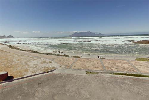 2013 - Belloy Street in Cape Town on the Western Cape in  South Africa (Google Streetview)