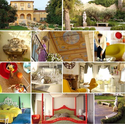 Byblos Art Hotel Villa Amistà Overview