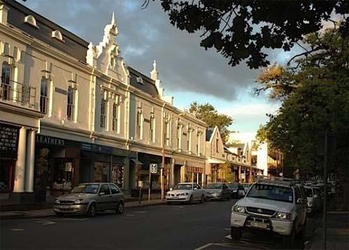 Church Street Stellenbosch Western Cape South Africa 2