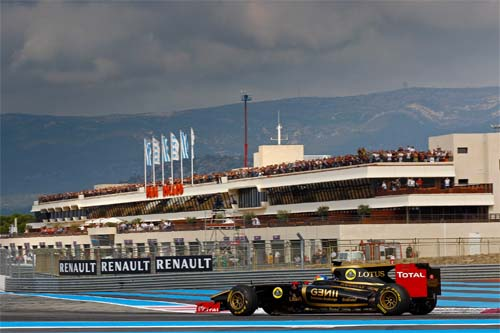 Circuit Paul Ricard Le Castellet France F1