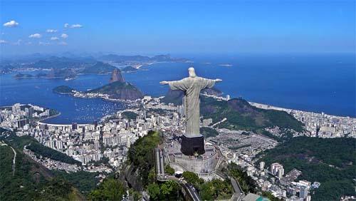 Corcovado - Rio de Janeiro Brazil