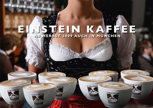 Einstein Kaffee Munchen