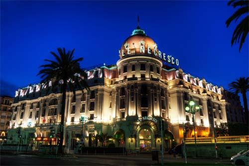 Hôtel Le Negresco Night