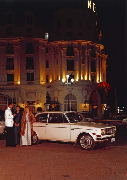 1970 - Volvo 142