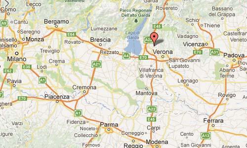 Nicolis Wine Map