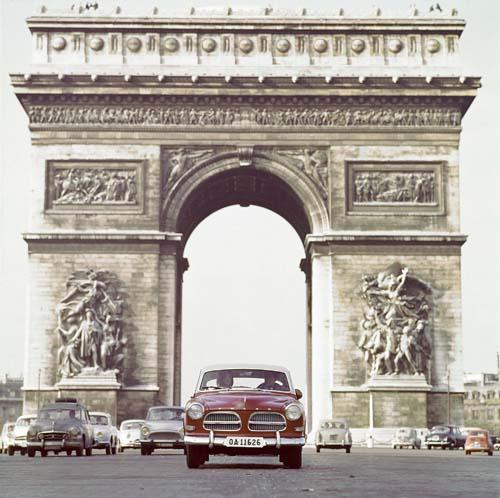 1958 - Volvo P122 Amazon