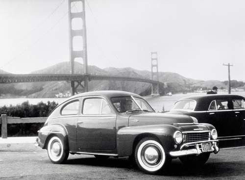 1956 - Volvo PV444