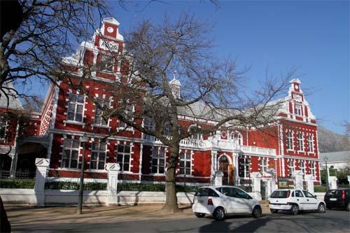 Sasol Art Museum Ryneveld Street Stellenbosch