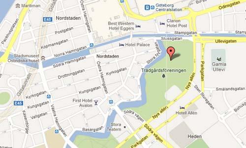 Trädgårdsföreningen in Göteborg2