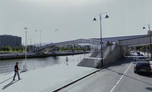2013 - Universidades Hiribidea in Bilbao Spain (Google Streetview)
