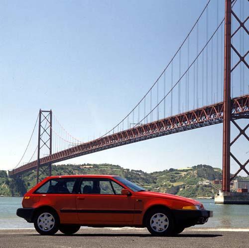 1985 - Volvo 480ES