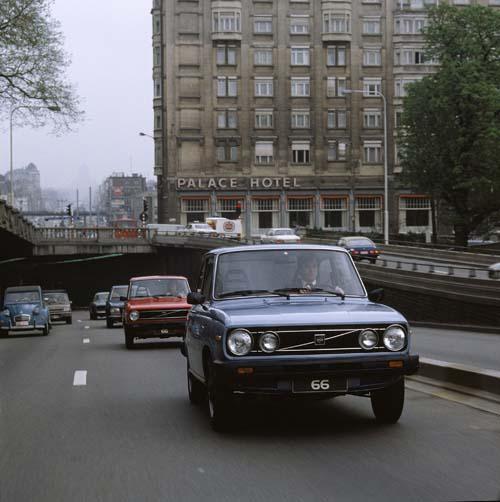 1979 - Volvo 66 GL