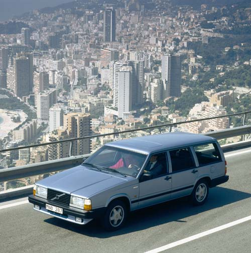1986 - Volvo 740 Turbo
