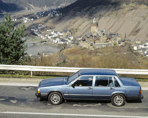 1984 - Volvo 760 GLE