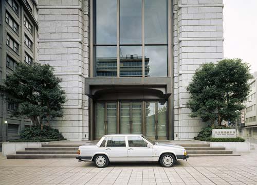 1986 - Volvo 760 GLE