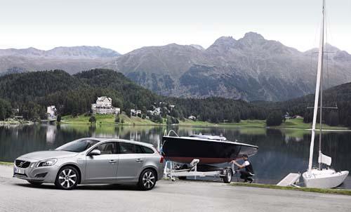 2012 - Volvo V60 D6 Plug-in Hybrid