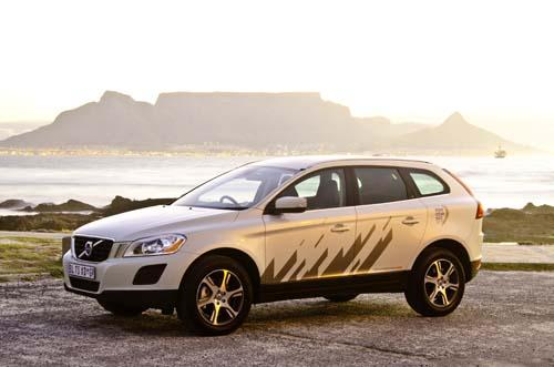 2011 - Volvo XC60 Volvo Ocean Race