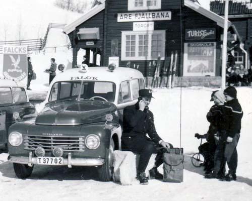 1956 - Volvo Duett PV 445