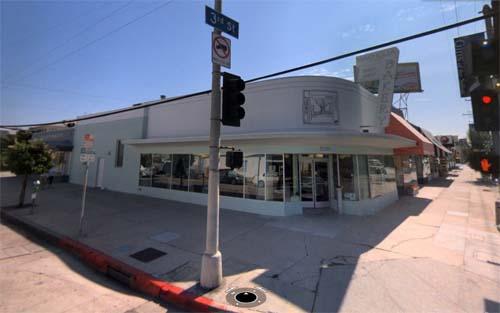 2013 - Orlando Ave in Los Angeles, USA (Bing Streetside)