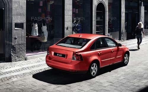 2013 - Volvo S40 (Chinese version)