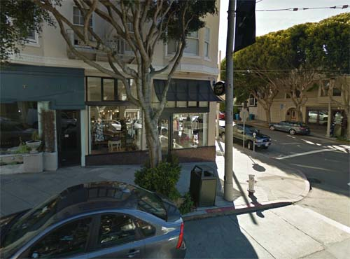 2013 - Fillmore Street in San Francisco USA (Google Streetview)