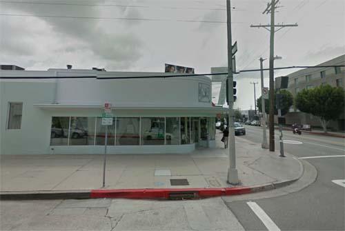 2013 - Orlando Avenue in Los Angeles - USA (Google Streetview)