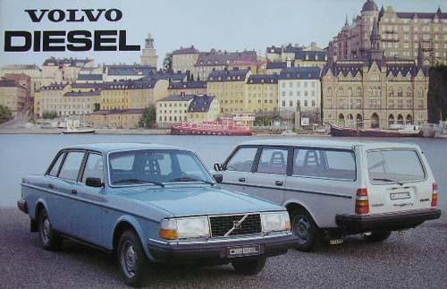 1983 - Volvo 240 Diesel