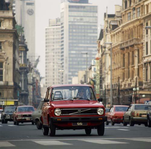 1978 - Volvo 66 DL