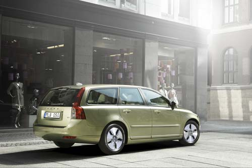 2008 - Volvo V50 Drive