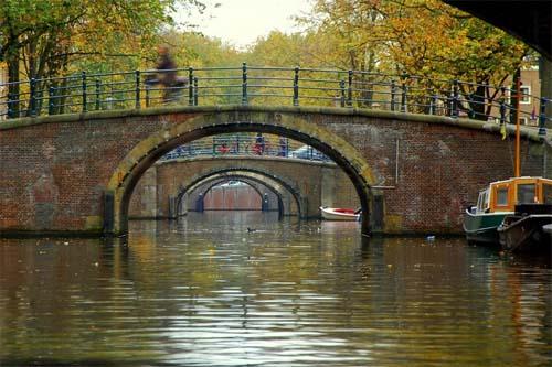 Zevenbruggen Reguliersgracht Amsterdam