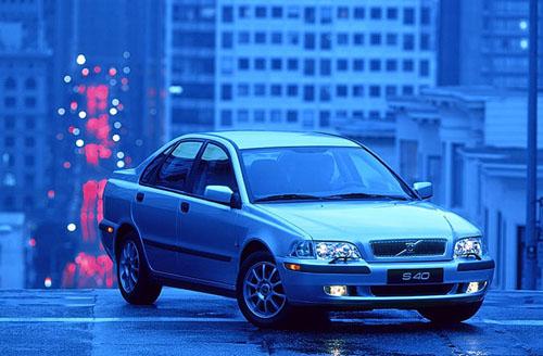 2002 - Volvo S40