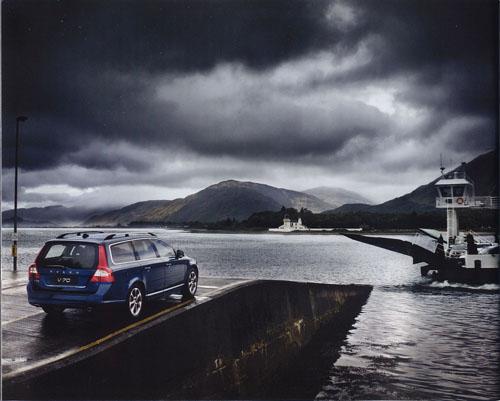 2010 - Volvo V70 Ocean Race
