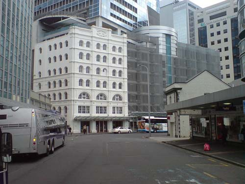 2013 - Fort Street in Auckland, New Zealand