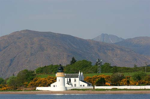 2013 - Corran Lighthouse in Scotland, UK