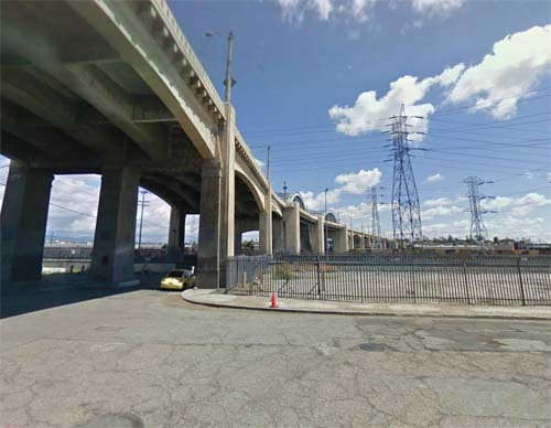 2013 - Mesquit Street in Los Angeles, USA (Google Streetview)
