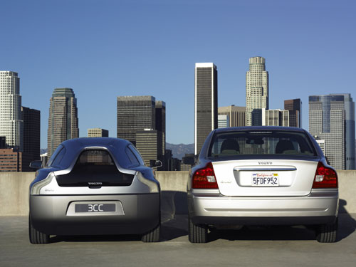 2004 - Volvo 3CC & Volvo S80