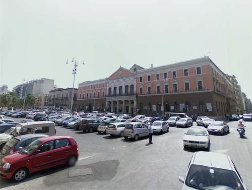 2013 - Teatro Communale Piccinni in Bari, Italy (Google Streetview)