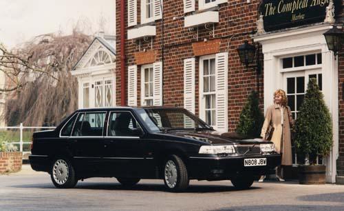 1996 - Volvo 960