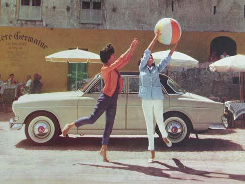 1960 - Volvo 122 Amazon